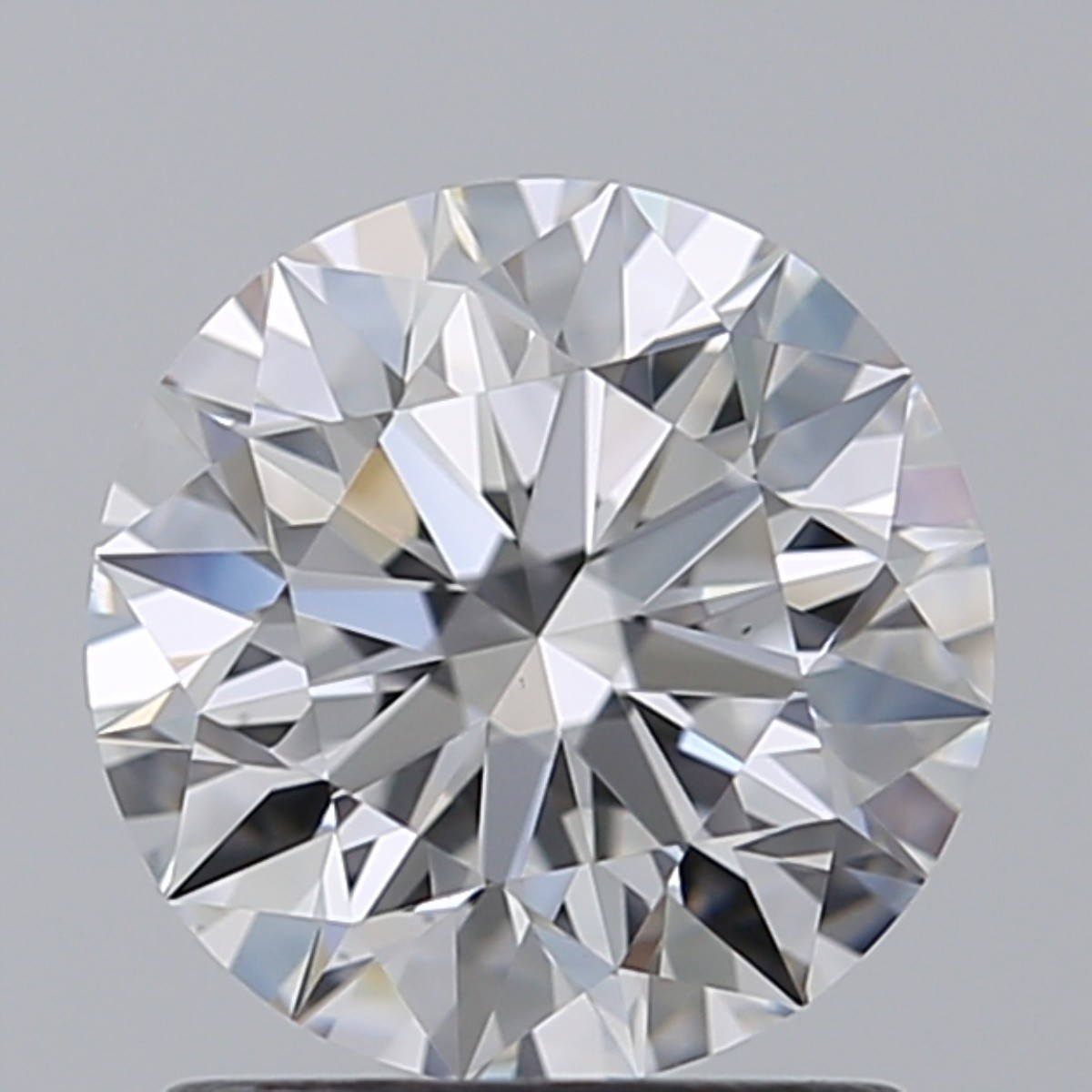 1.31 Carat Round Brilliant Diamond (D/VS1)