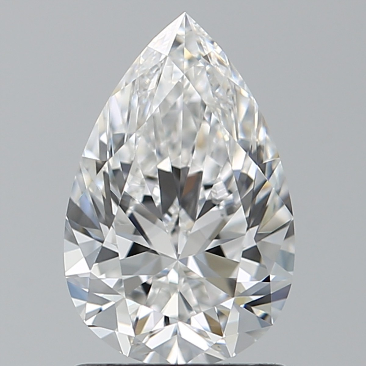 1.26 Carat Pear Diamond (E/IF)
