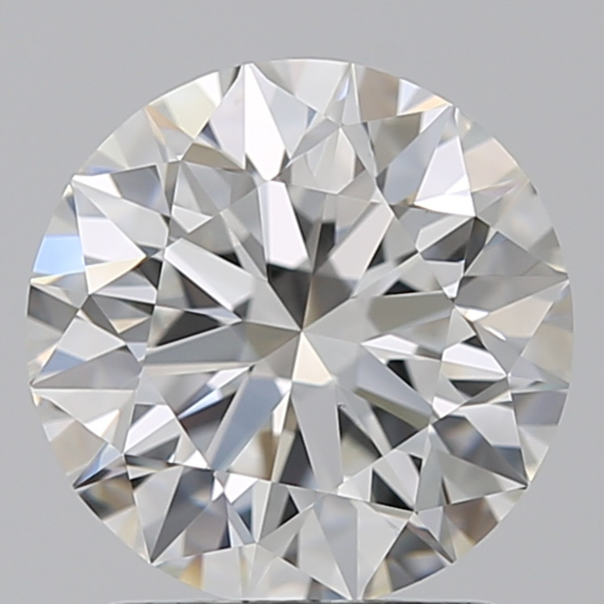 1.63 Carat Round Brilliant Diamond (F/VS1)