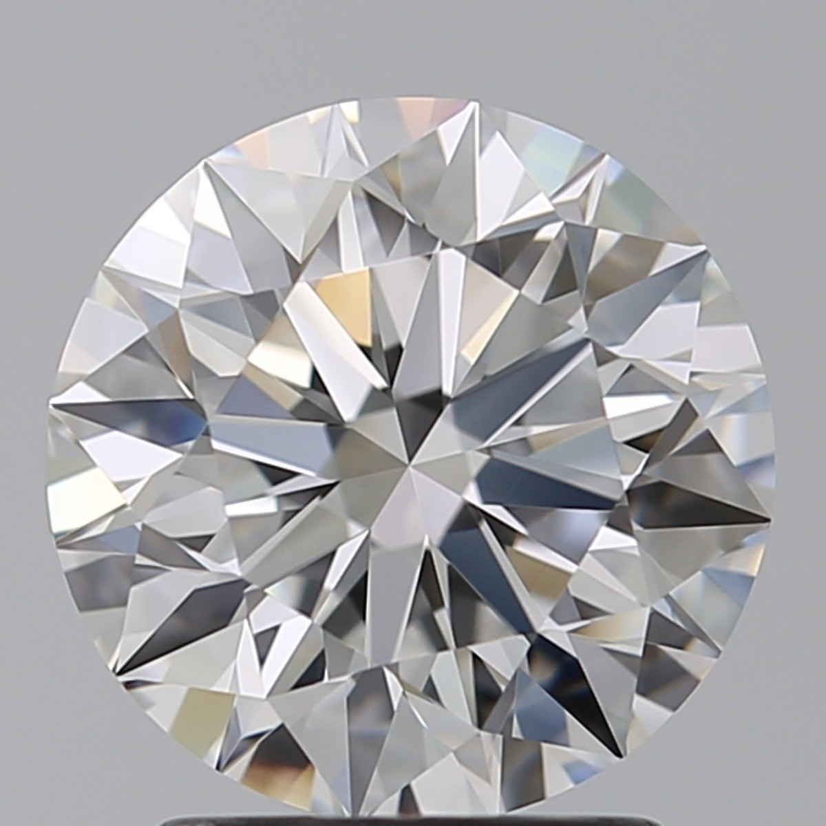 2.05 Carat Round Brilliant Diamond (D/FL)