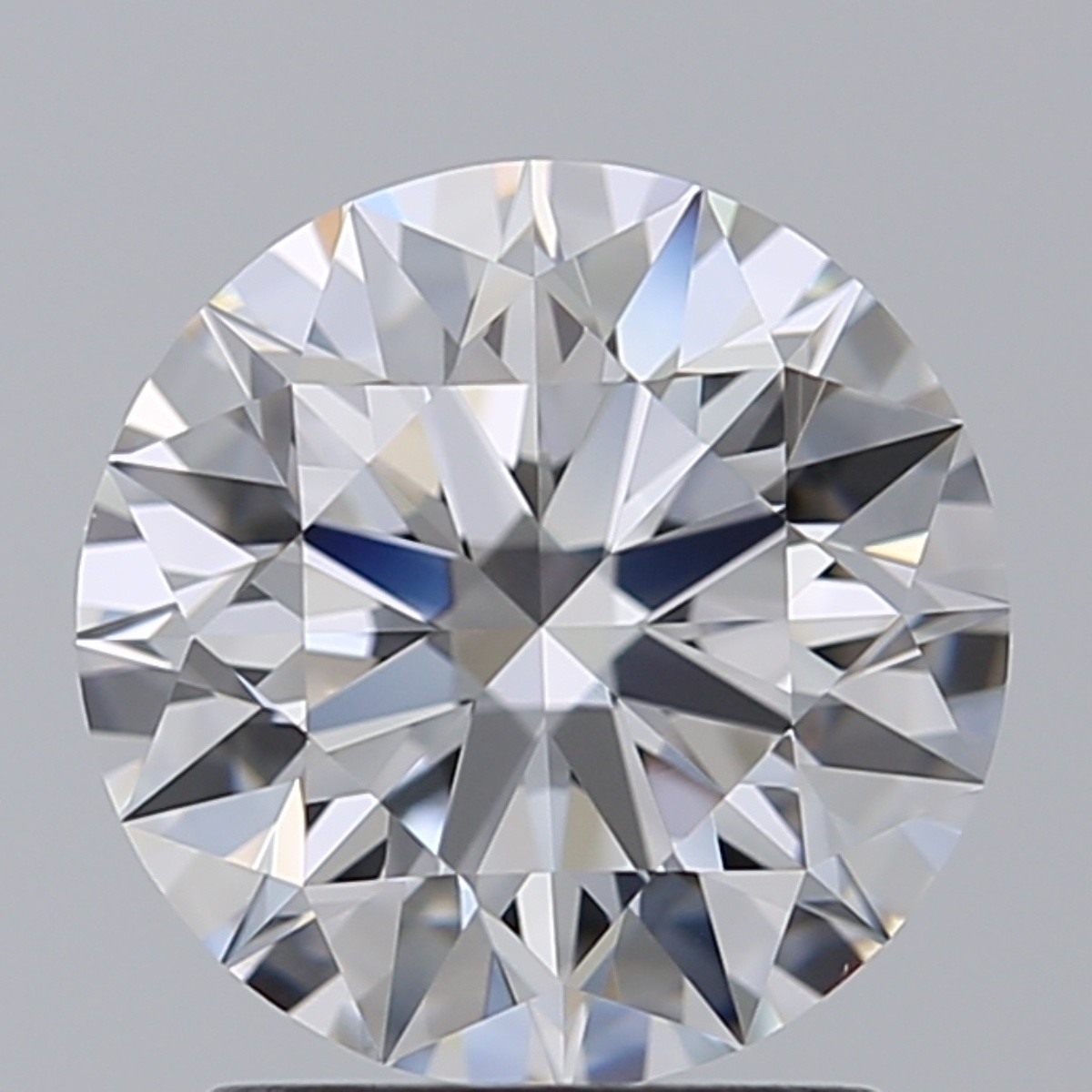 1.80 Carat Round Brilliant Diamond (D/VVS2)