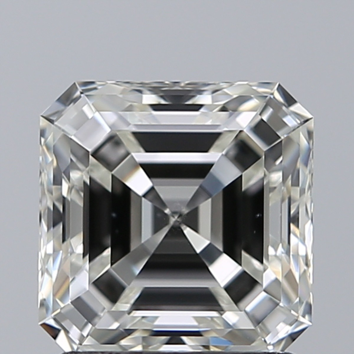 1.50 Carat Asscher Diamond (H/VS2)