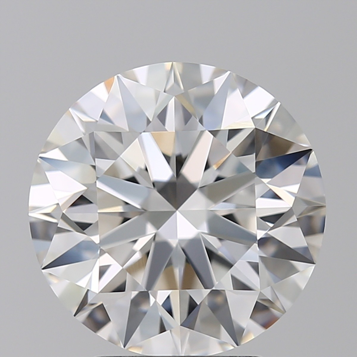 3.15 Carat Round Brilliant Diamond (F/VVS1)