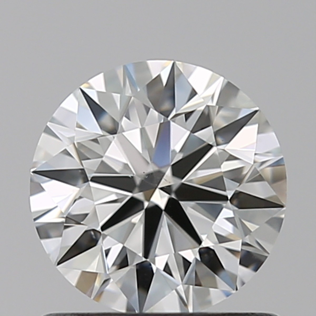0.78 Carat Round Brilliant Diamond (H/VS2)
