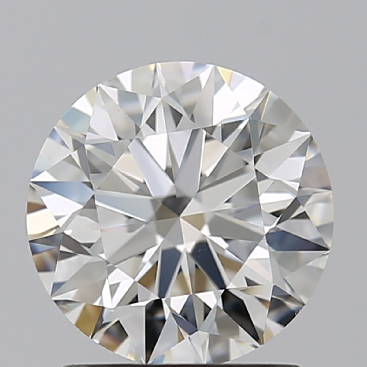 1.33 Carat Round Brilliant Diamond (F/VS1)