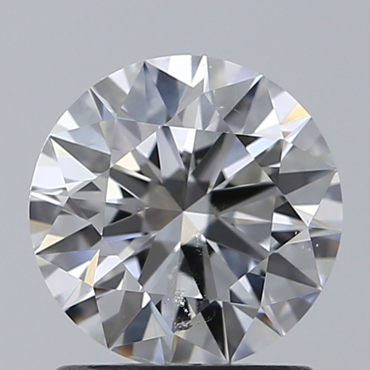 1.07 Carat Round Brilliant Diamond (E/SI1)