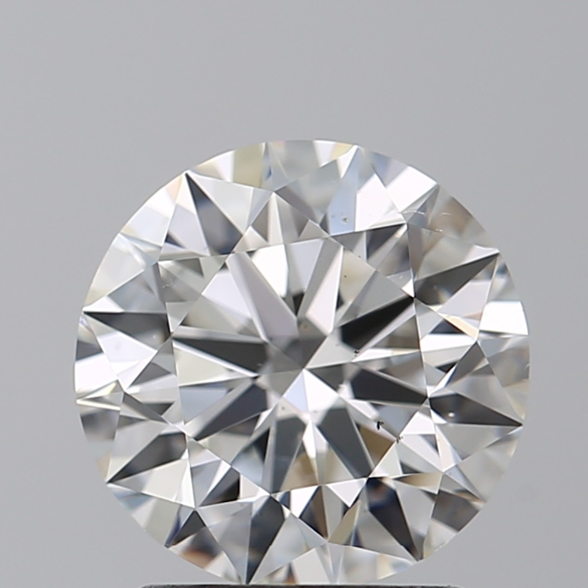 1.80 Carat Round Brilliant Diamond (F/SI1)