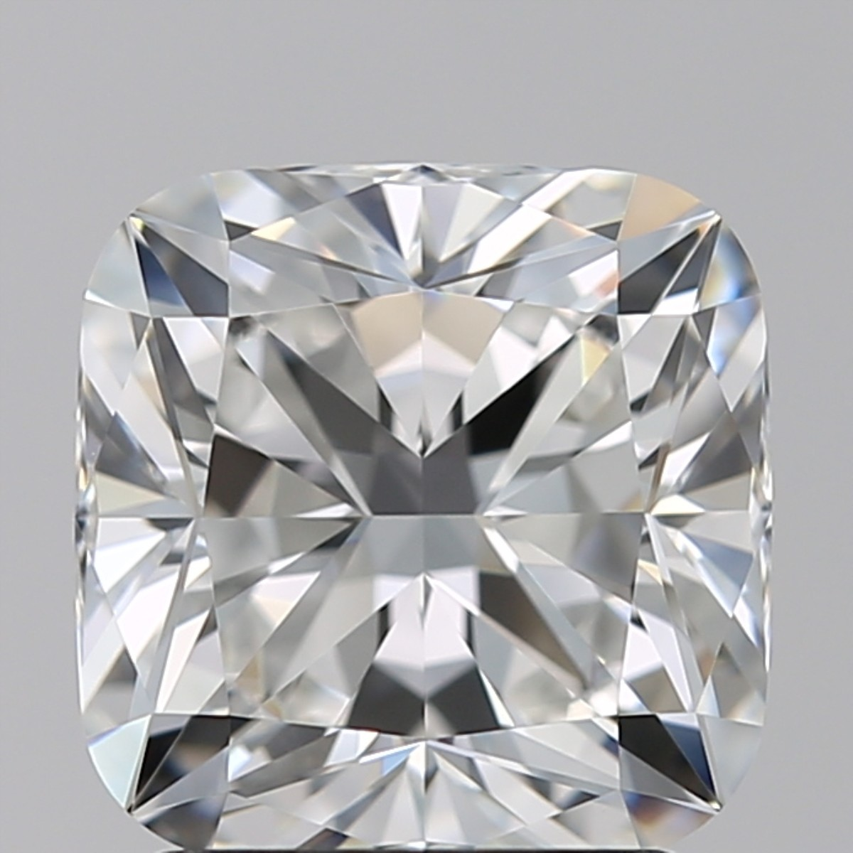 2.05 Carat Cushion Diamond (F/VVS1)
