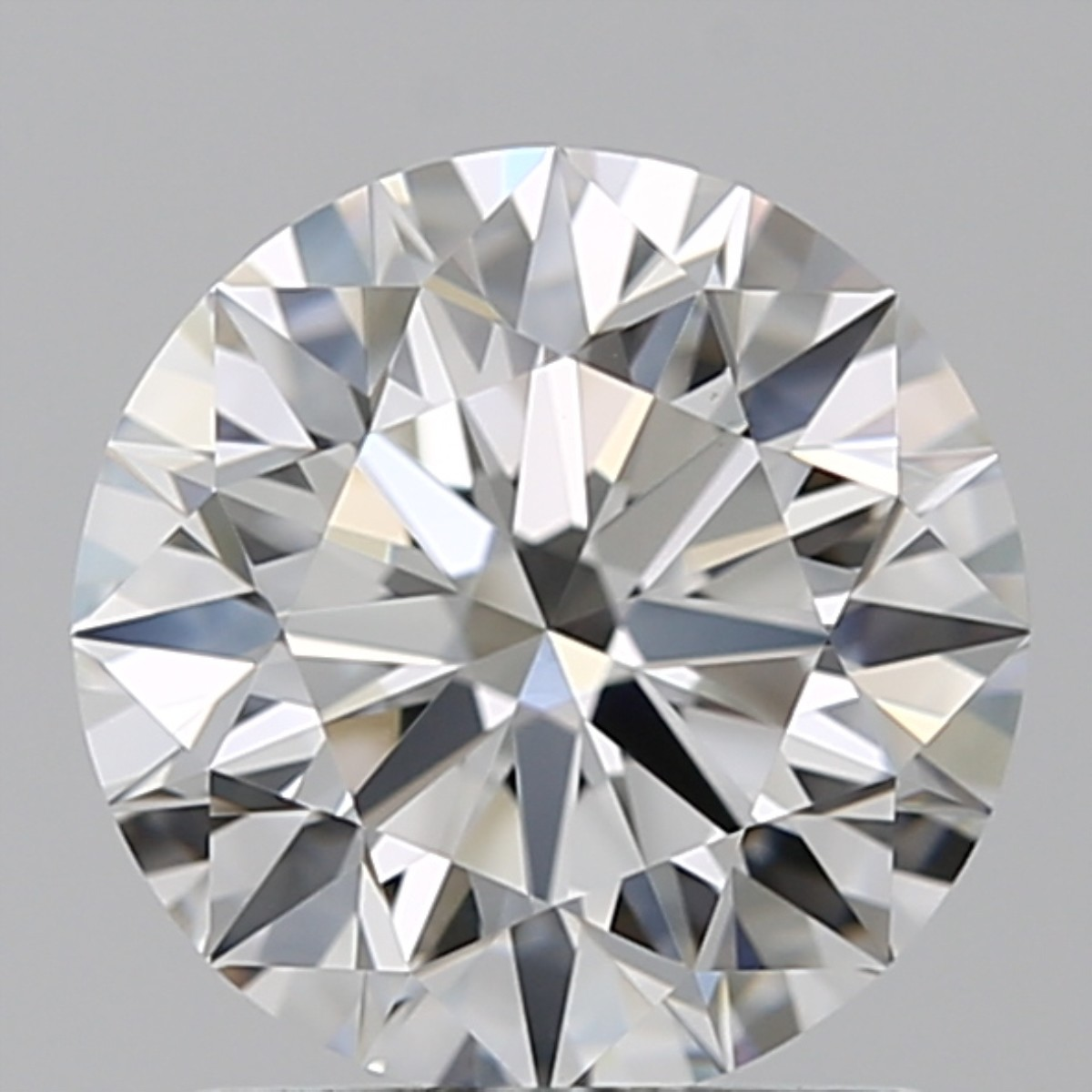 1.23 Carat Round Brilliant Diamond (F/VS1)