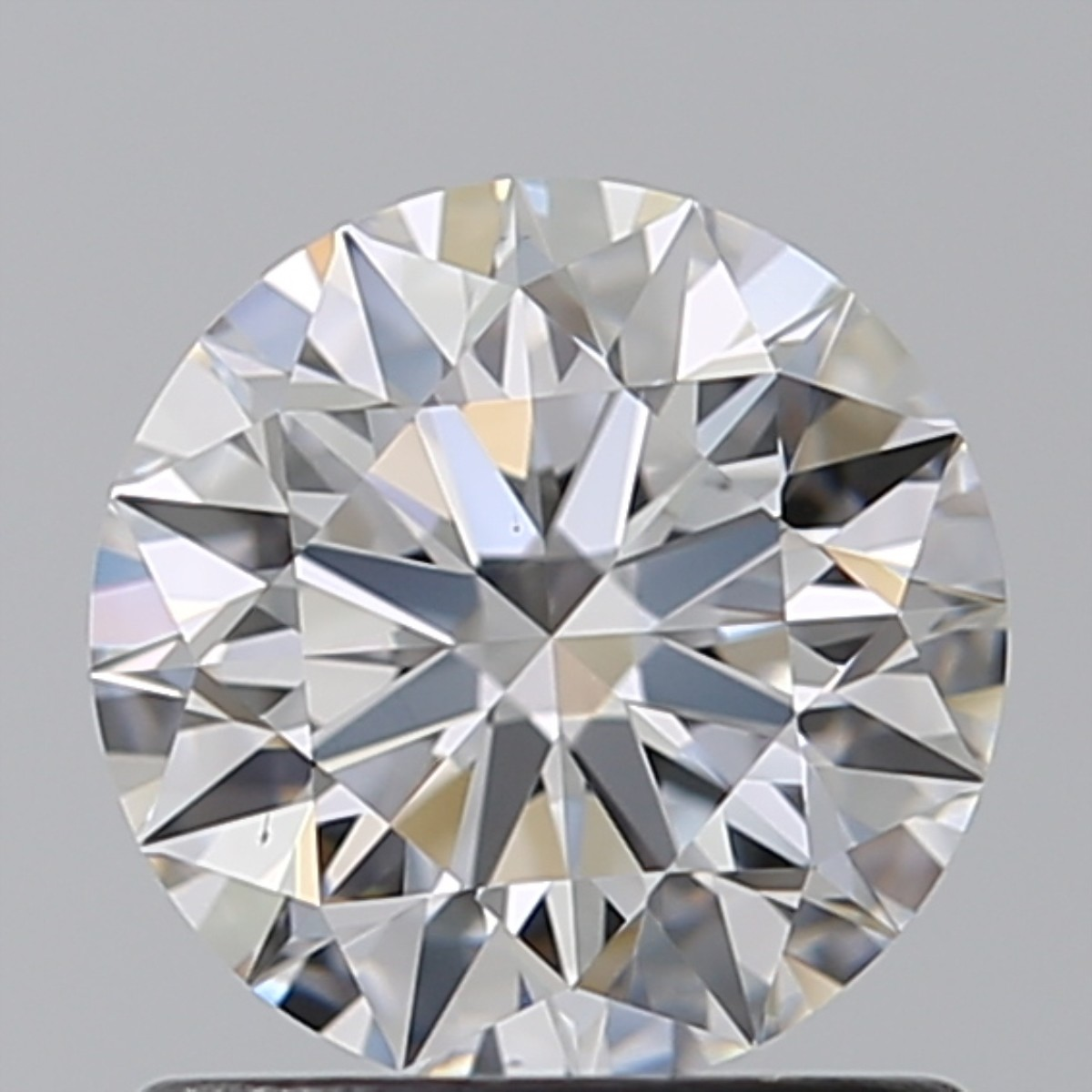 0.91 Carat Round Brilliant Diamond (D/VS1)