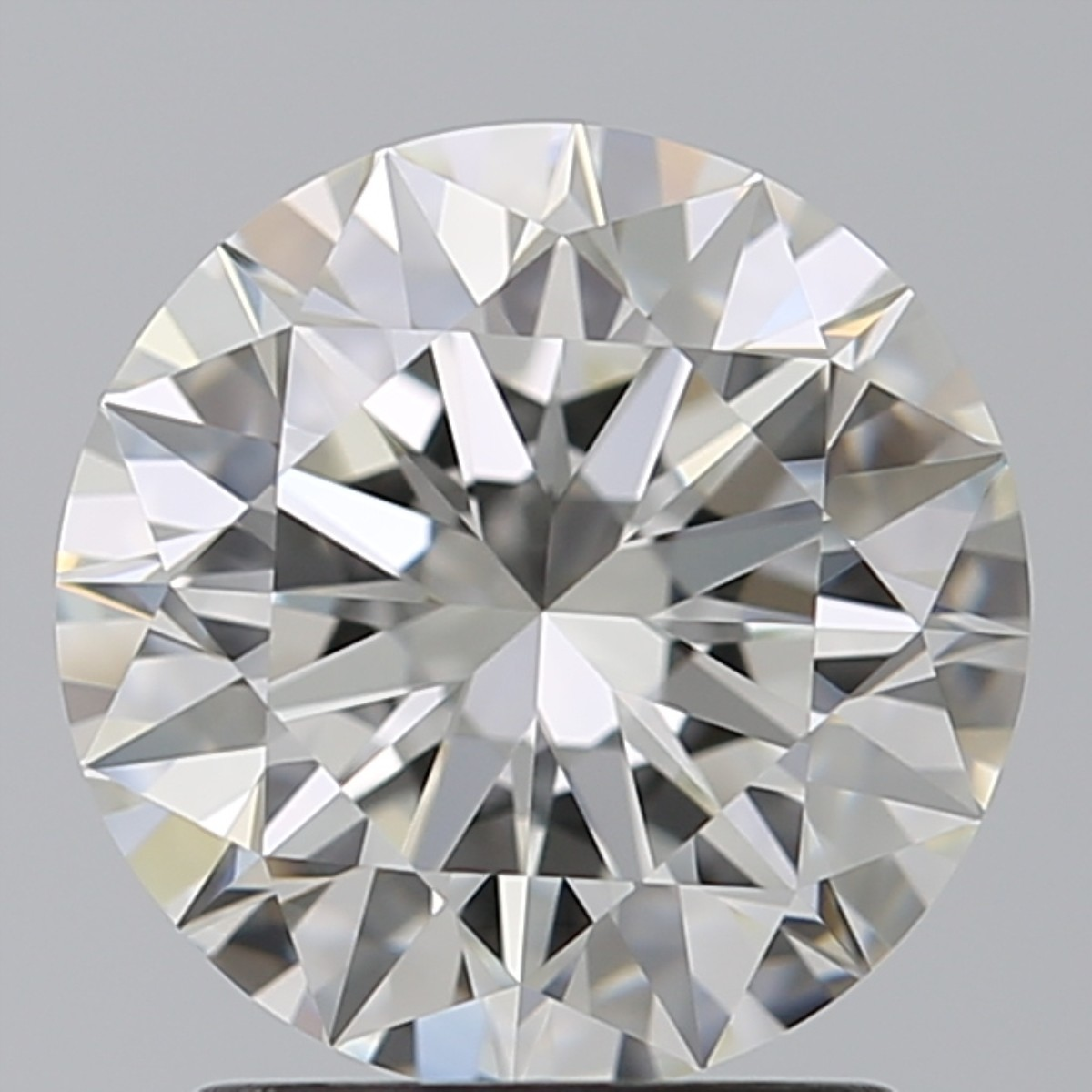 1.71 Carat Round Brilliant Diamond (H/VVS1)