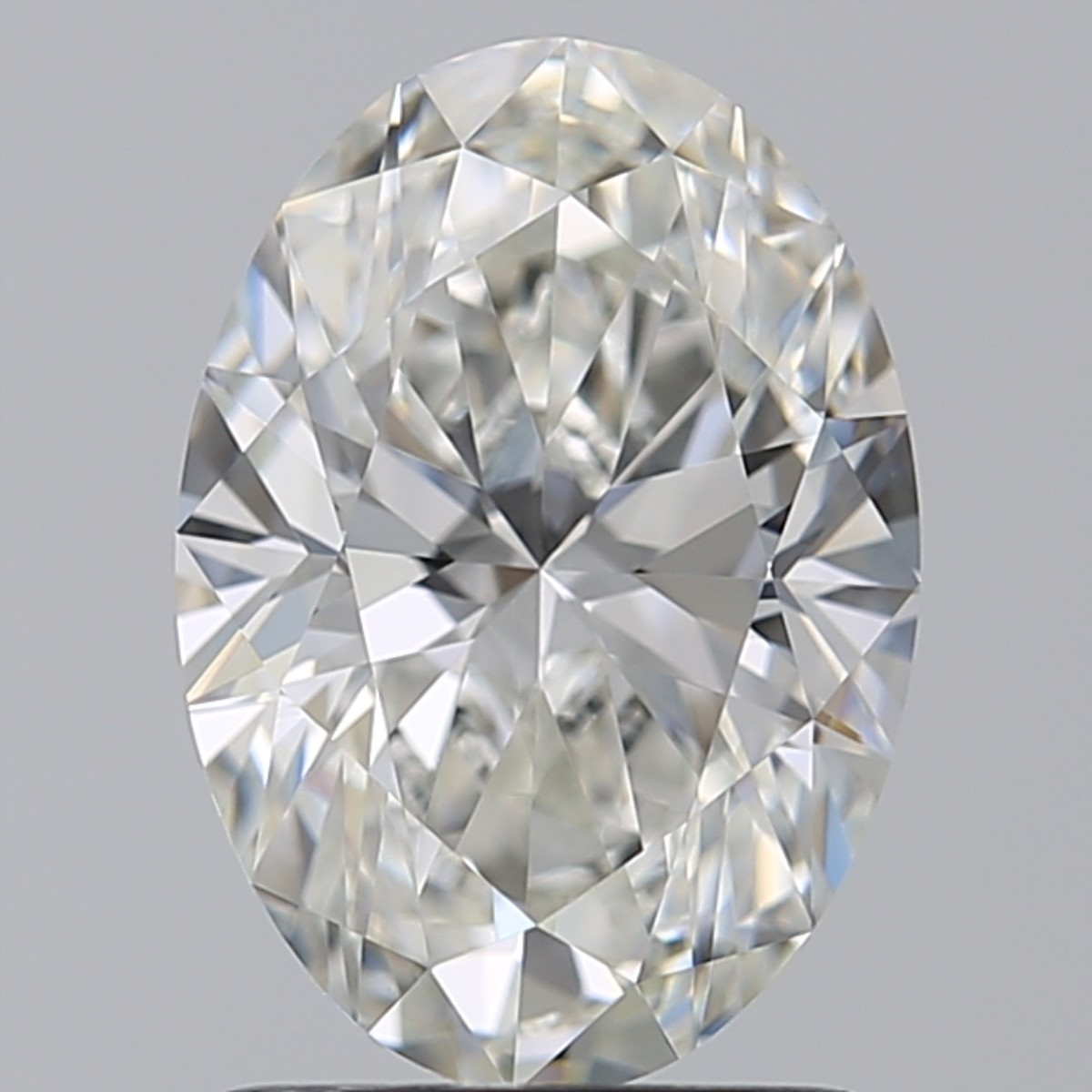 1.71 Carat Oval Diamond (H/VVS2)