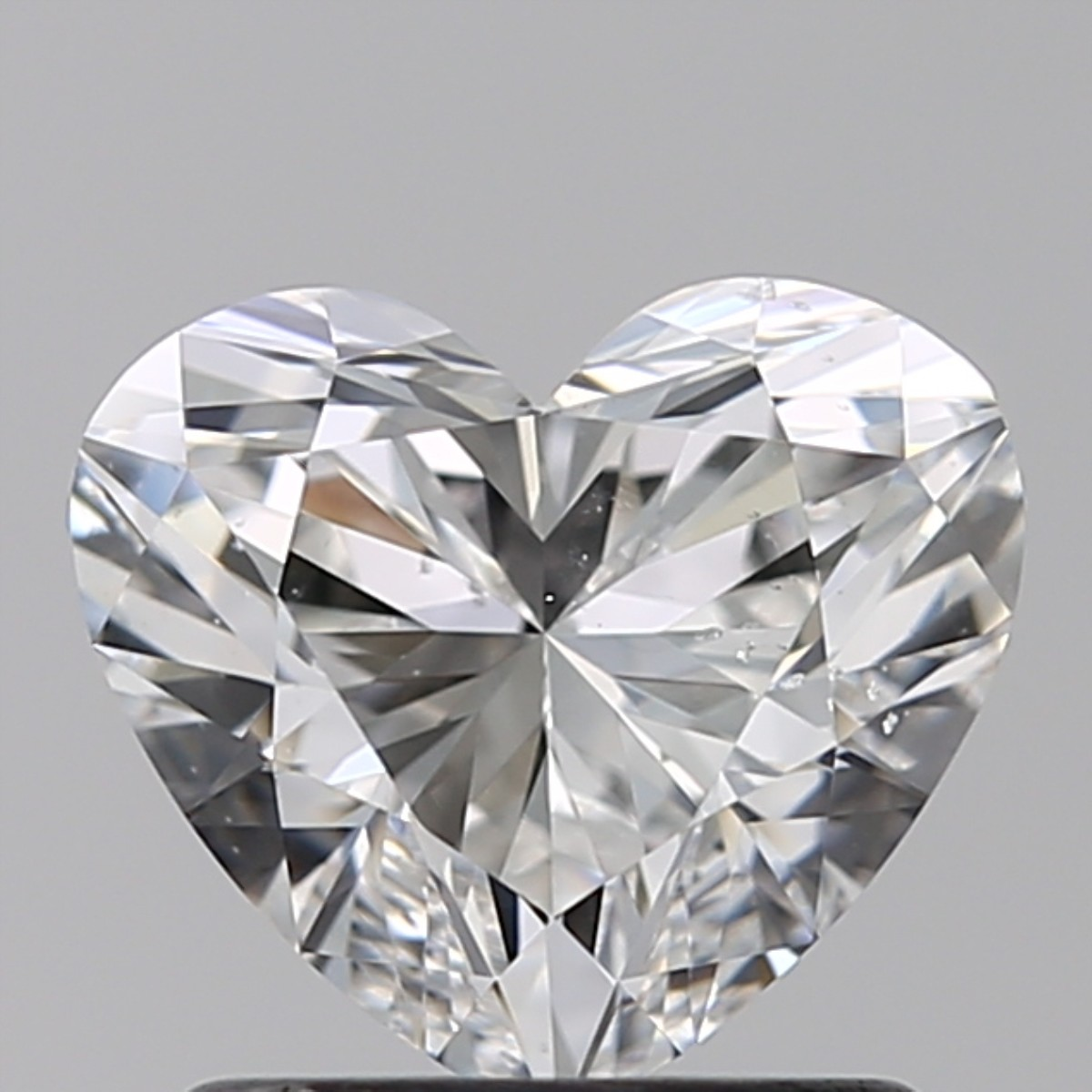 1.09 Carat Heart Diamond (E/SI1)