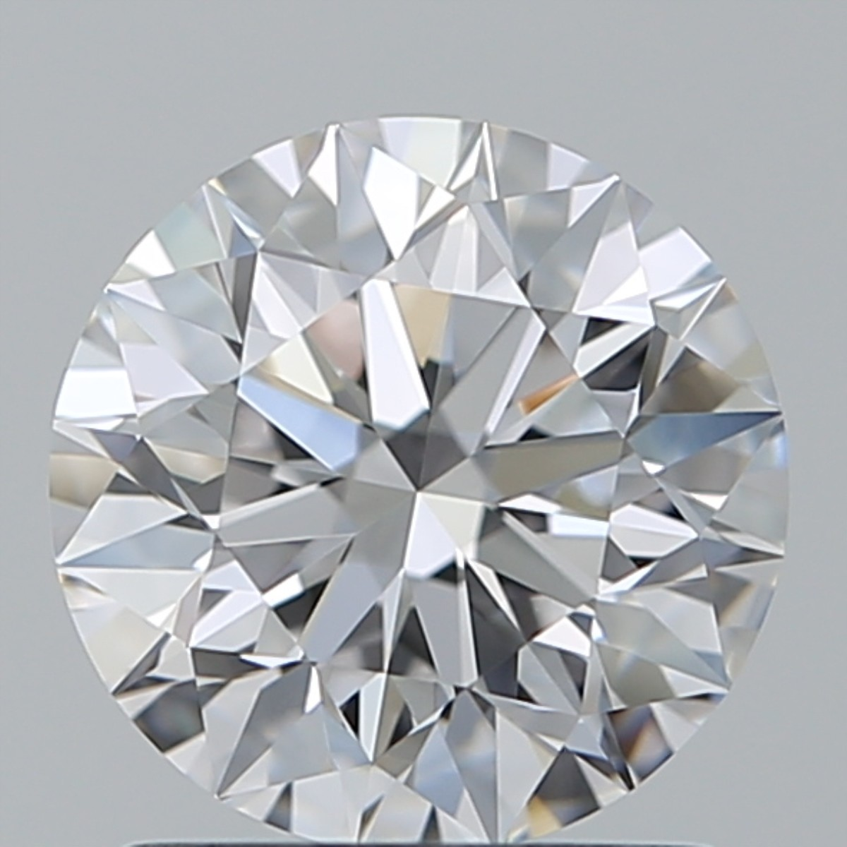 1.20 Carat Round Brilliant Diamond (D/VVS1)