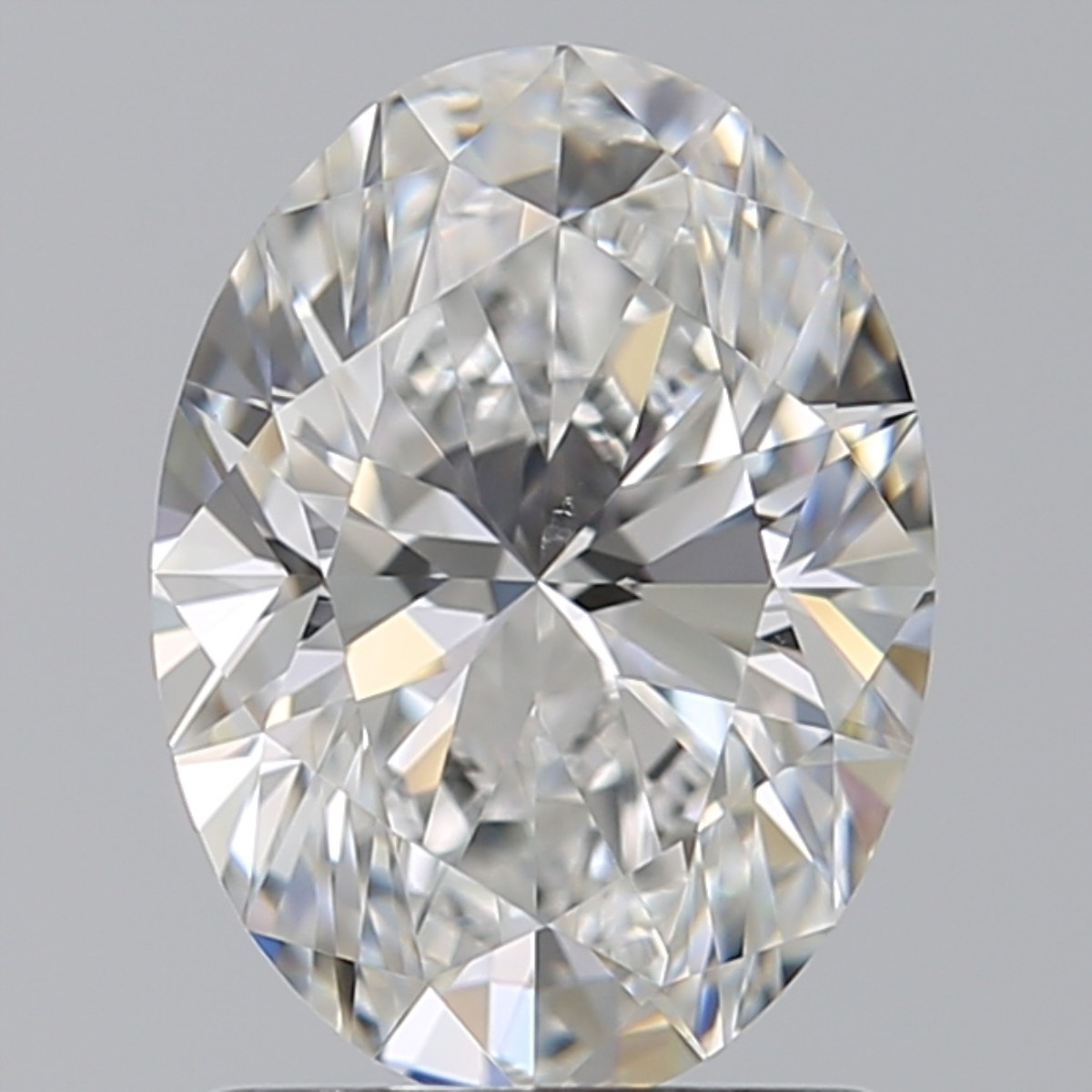 1.50 Carat Oval Diamond (E/VS2)