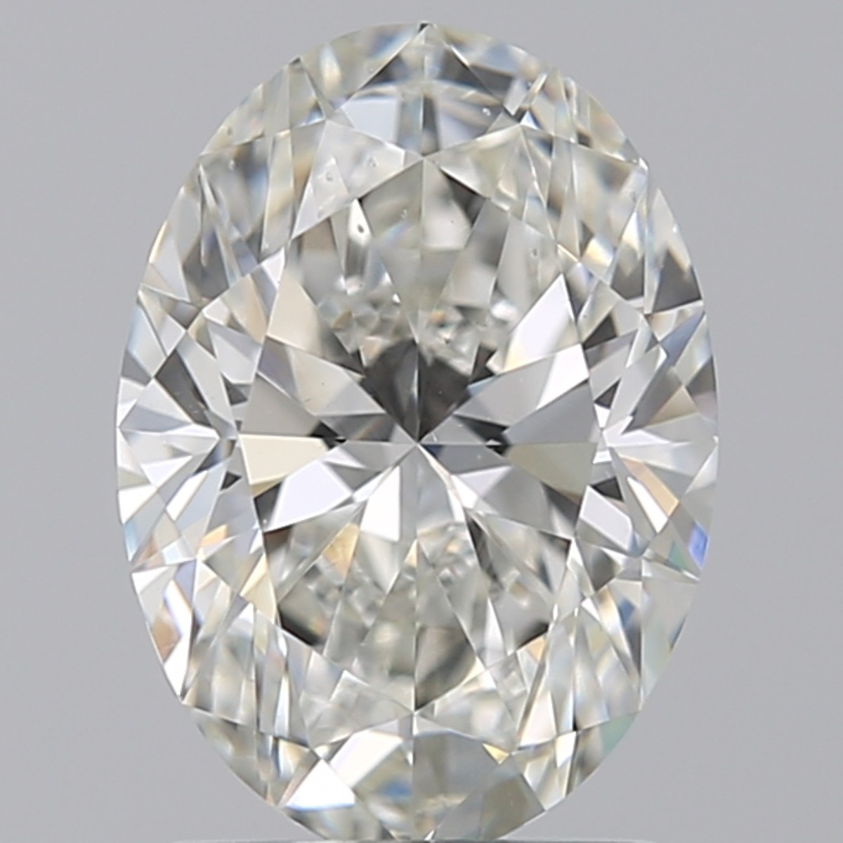 1.50 Carat Oval Diamond (H/VS2)