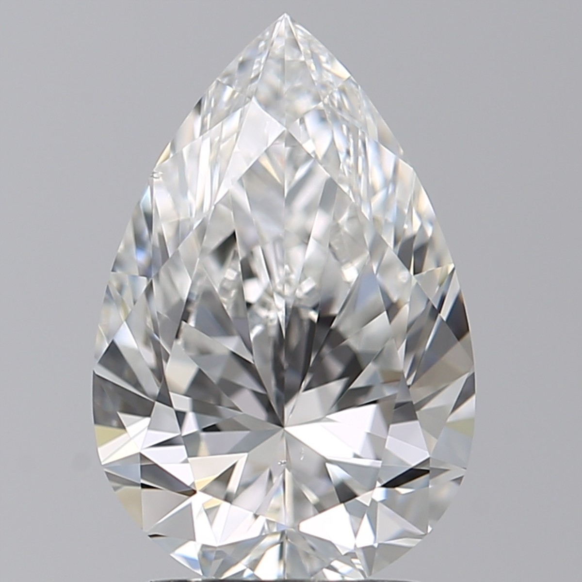 2.02 Carat Pear Diamond (F/VS2)