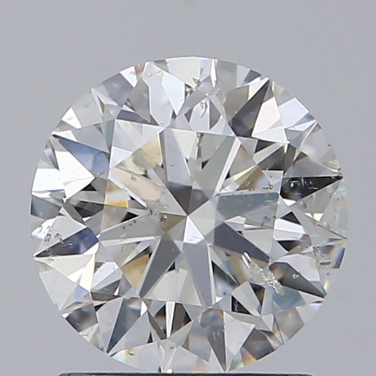 1.26 Carat Round Brilliant Diamond (H/SI2)