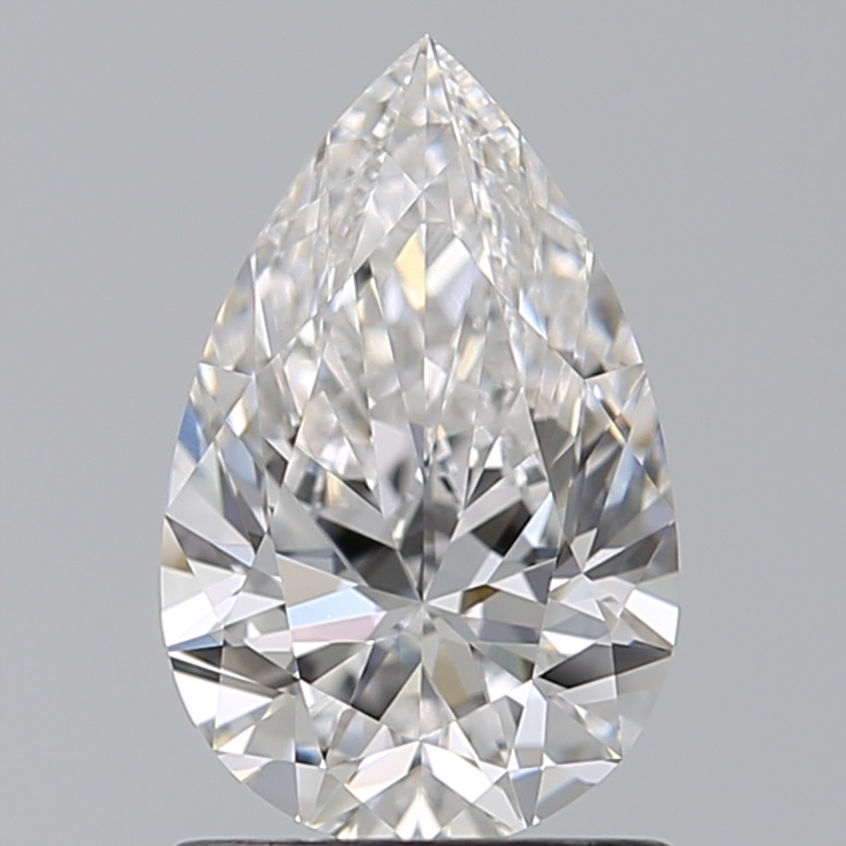 1.03 Carat Pear Diamond (D/FL)