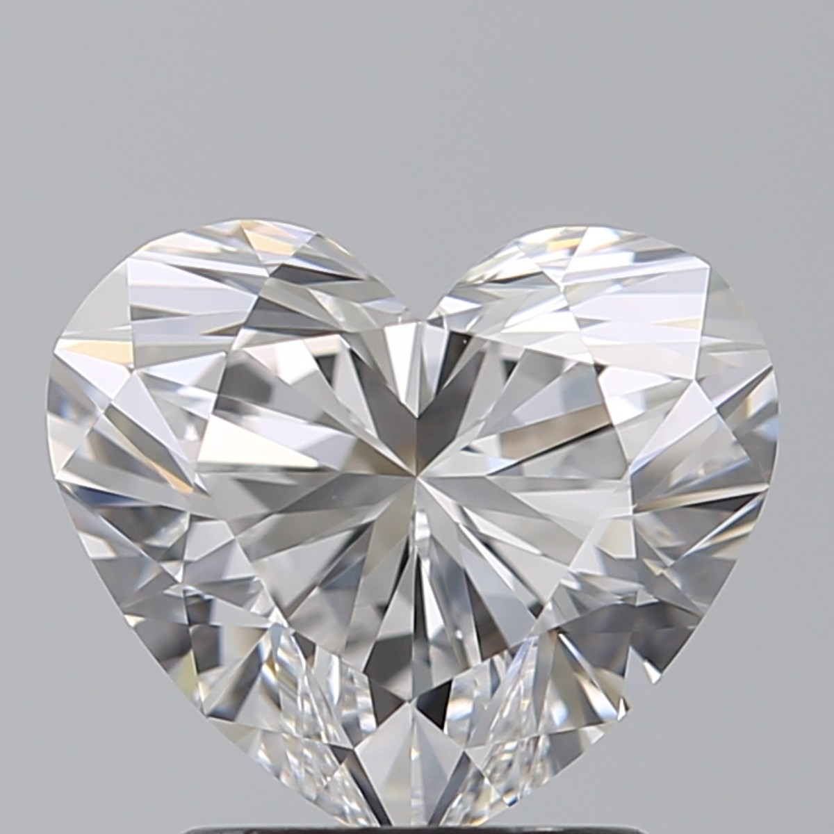 2.02 Carat Heart Diamond (E/VS1)