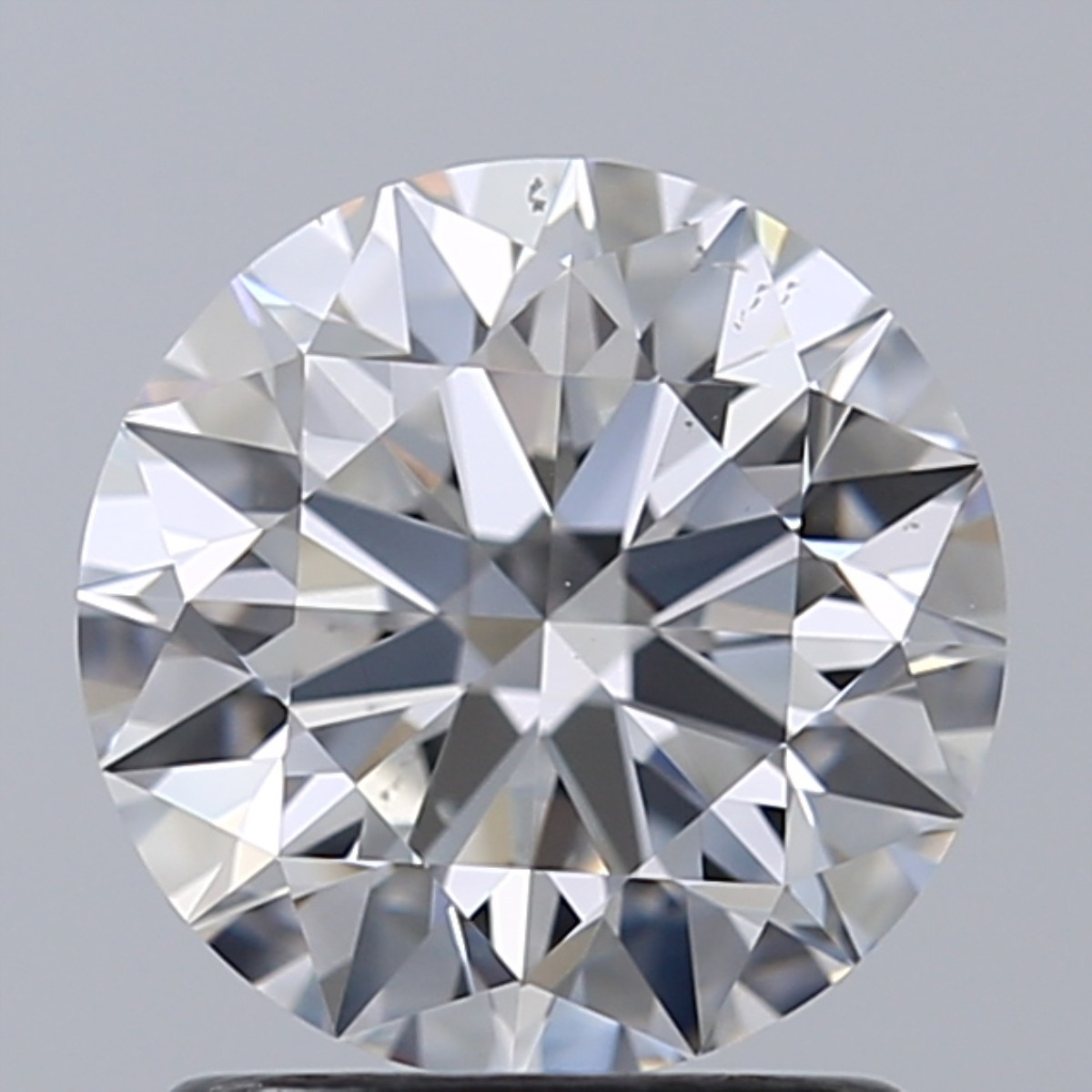 1.50 Carat Round Brilliant Diamond (D/VS2)
