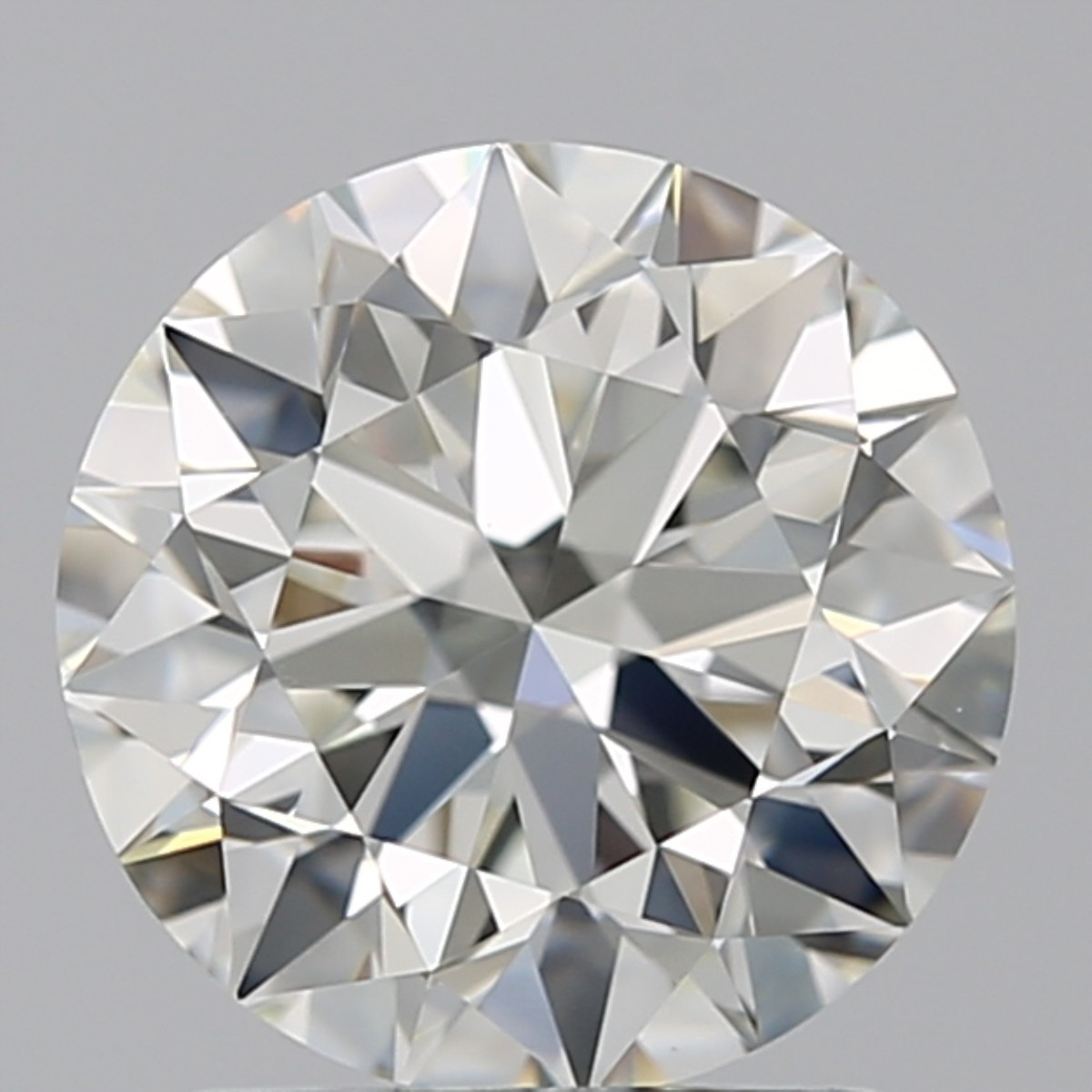1.50 Carat Round Brilliant Diamond (J/VVS2)