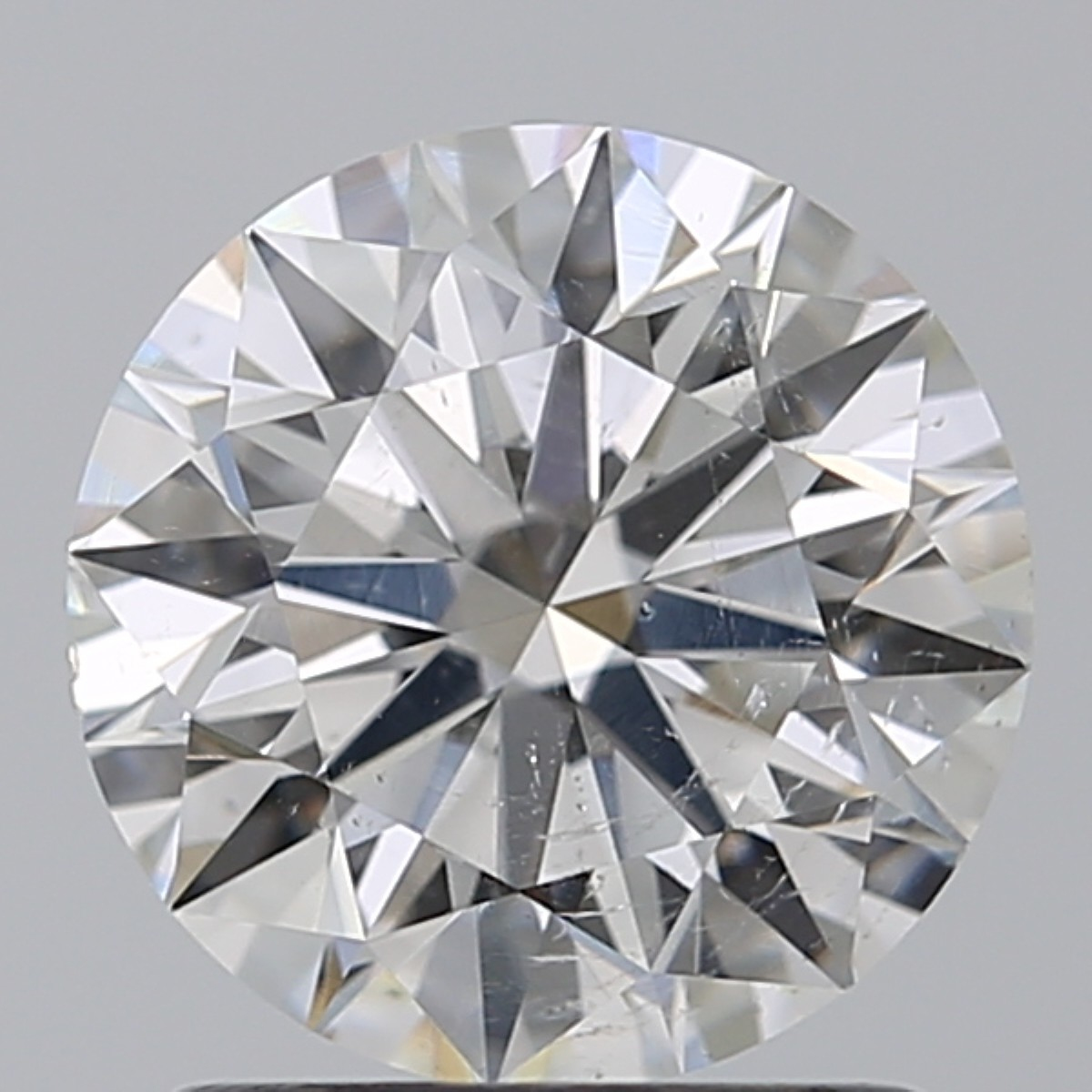 1.50 Carat Round Brilliant Diamond (G/SI2)