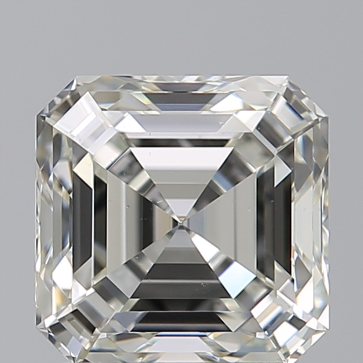 1.70 Carat Asscher Diamond (I/VS2)