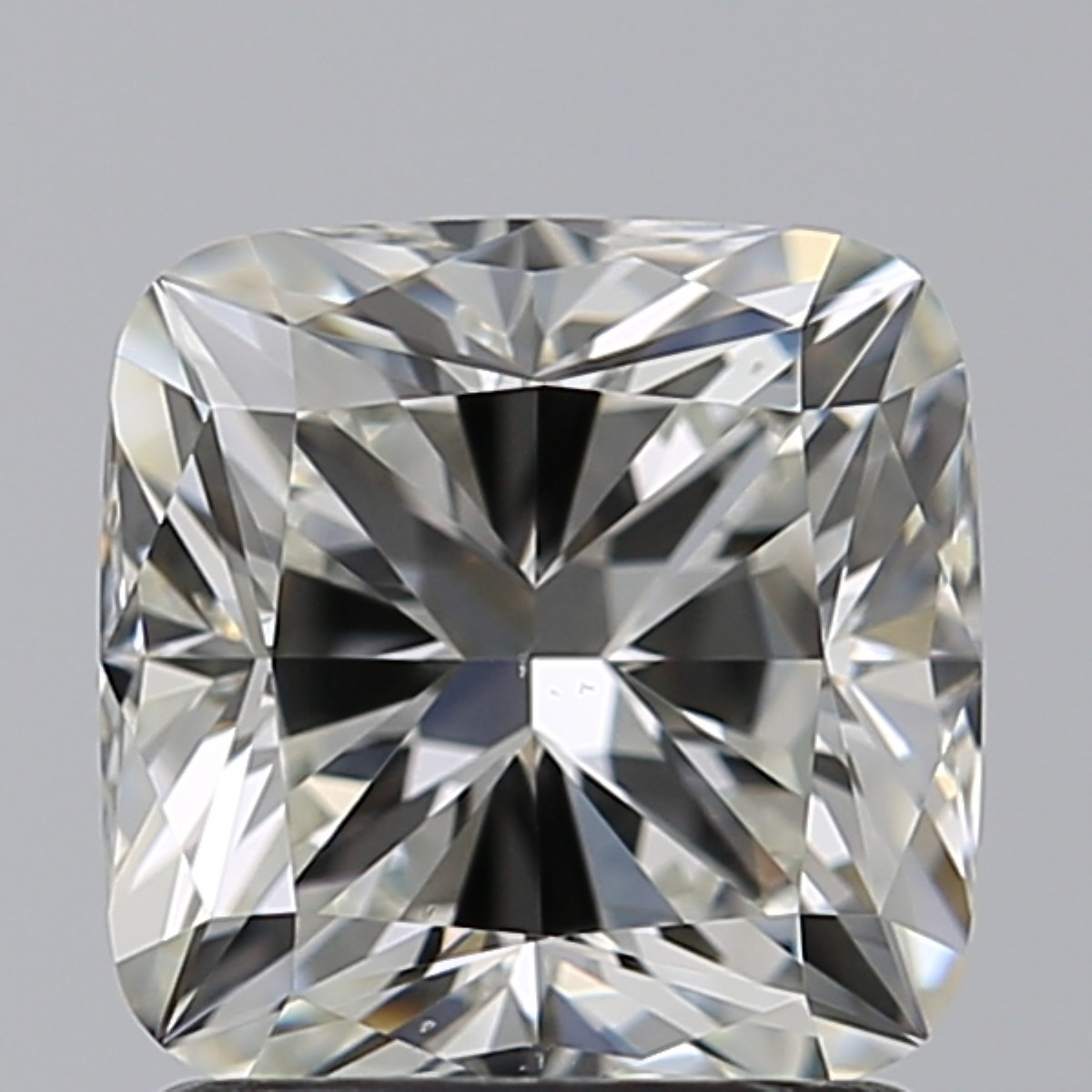 1.52 Carat Cushion Diamond (I/VS2)