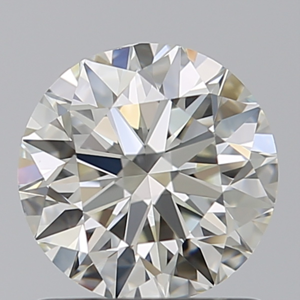 1.00 Carat Round Brilliant Diamond (J/VS1)