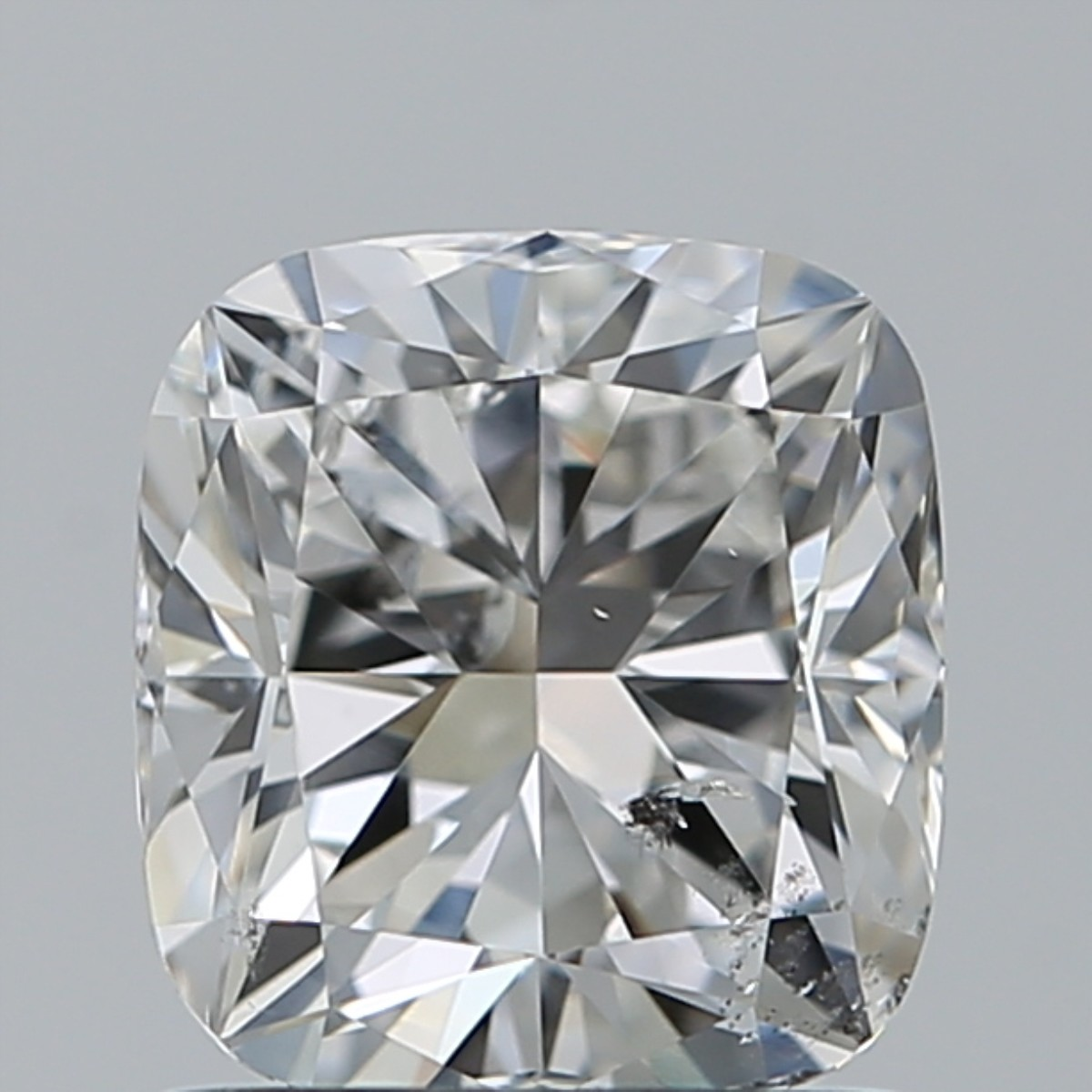 1.20 Carat Cushion Diamond (G/SI2)