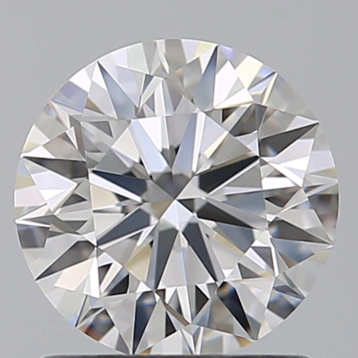 1.09 Carat Round Brilliant Diamond (E/VVS2)