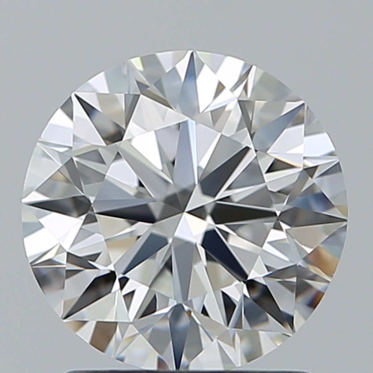 1.50 Carat Round Brilliant Diamond (F/VVS2)