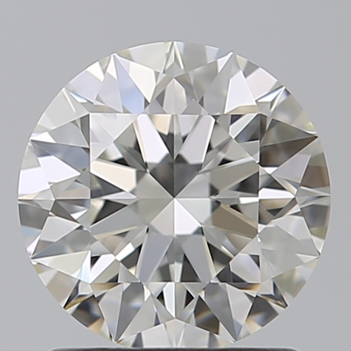 1.25 Carat Round Brilliant Diamond (G/IF)