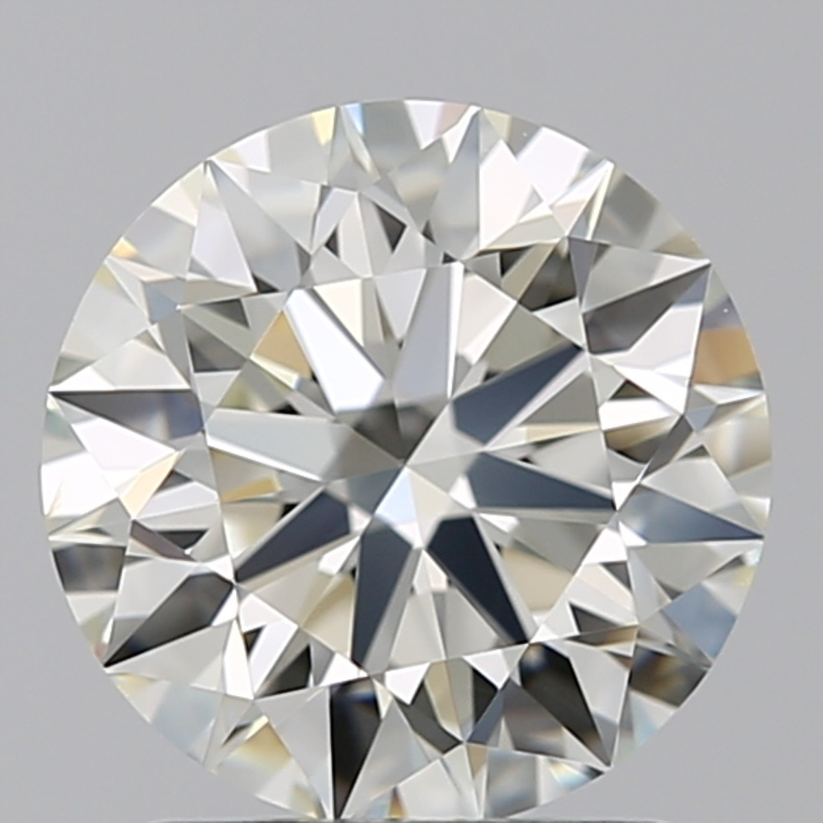 1.50 Carat Round Brilliant Diamond (J/VS2)