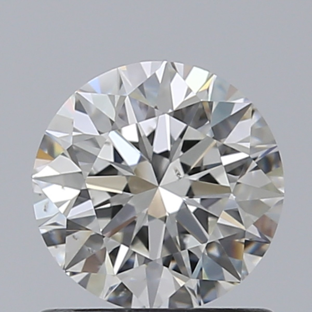 0.80 Carat Round Brilliant Diamond (G/SI1)