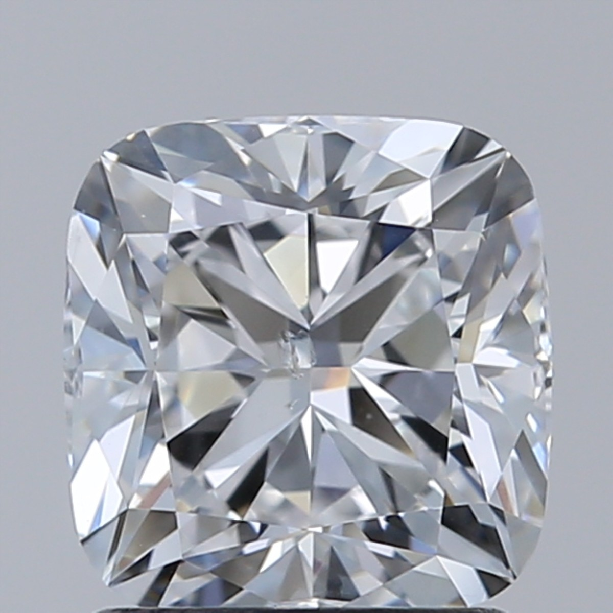 1.51 Carat Cushion Diamond (D/SI2)