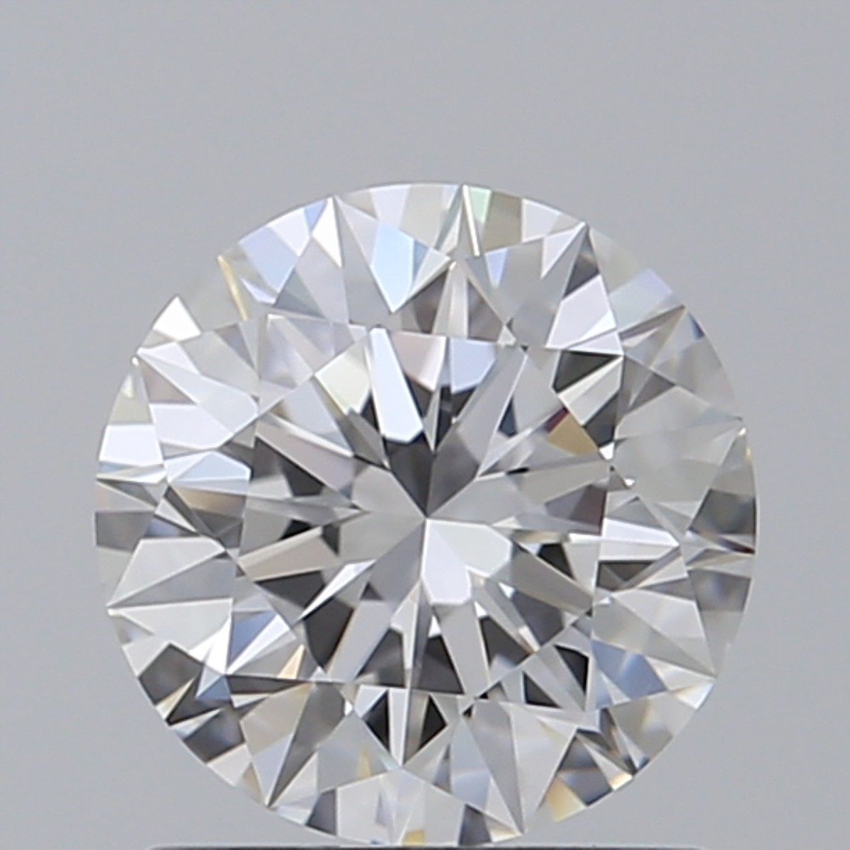 1.01 Carat Round Brilliant Diamond (D/VVS1)