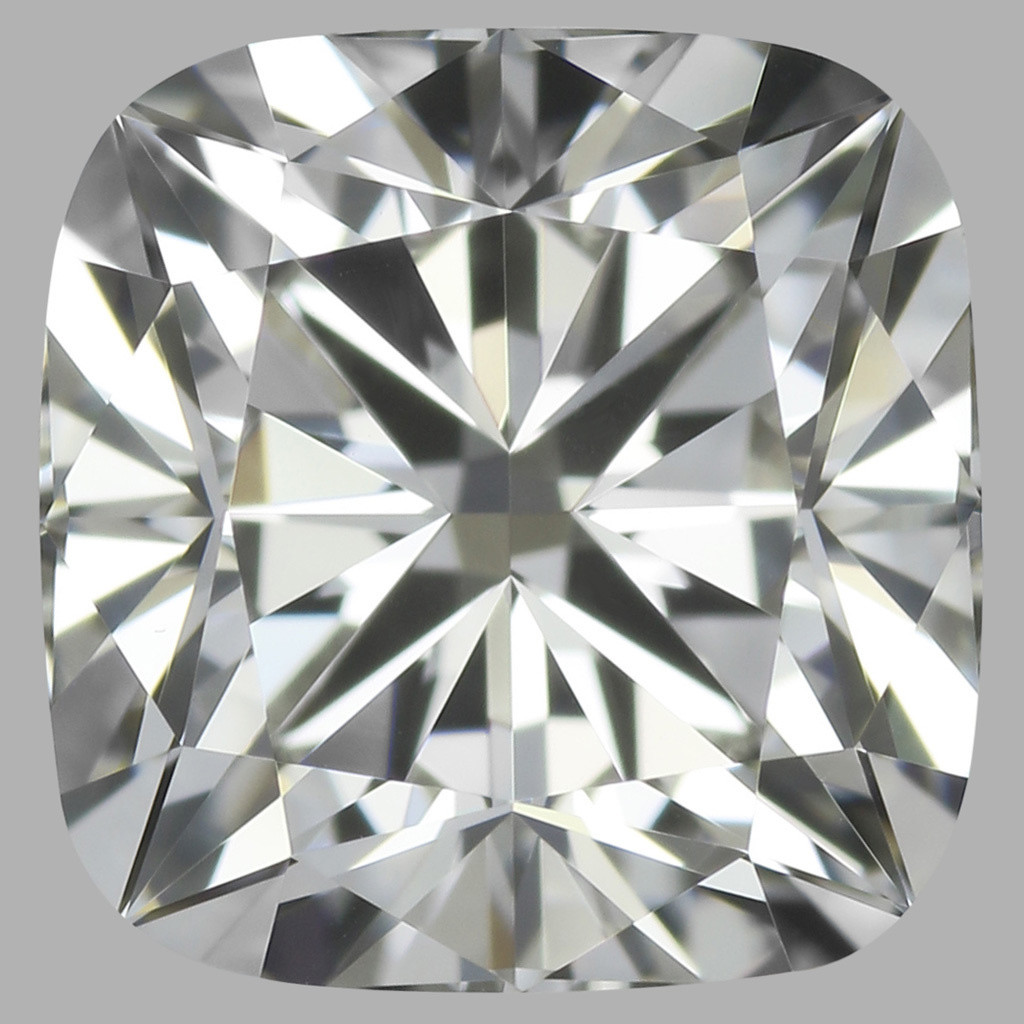 0.90 Carat Cushion Diamond (H/VVS1)