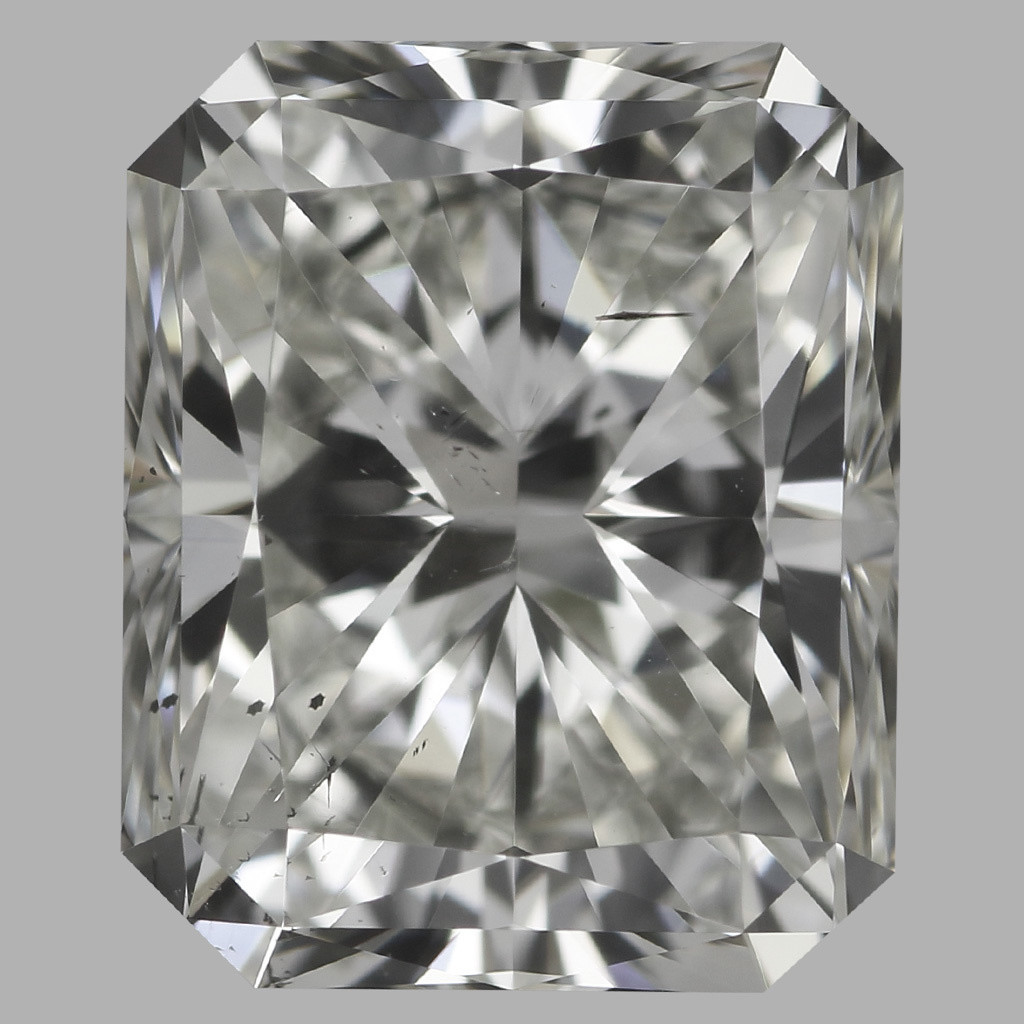 1.01 Carat Radiant Diamond (J/SI1)