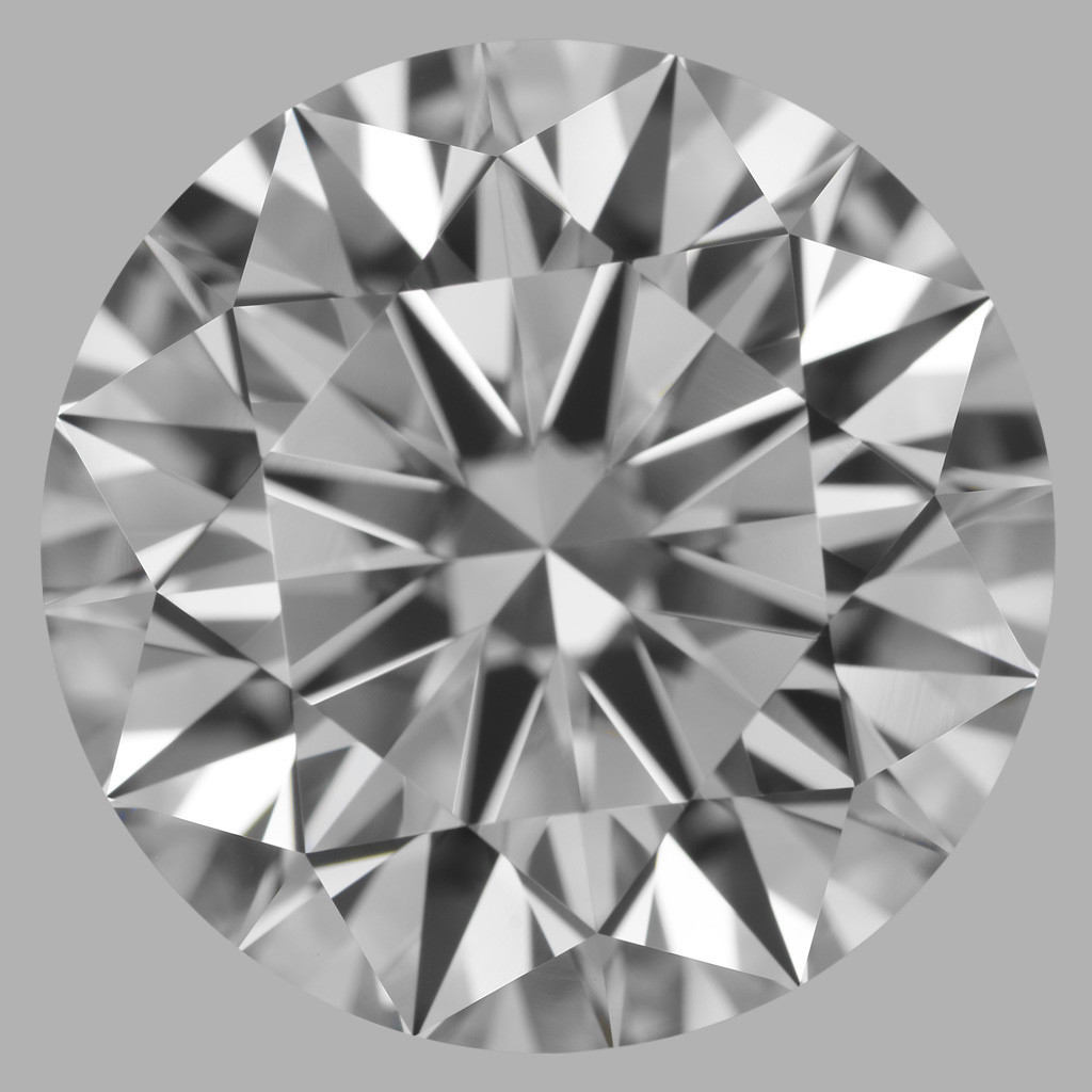 7.06 Carat Round Brilliant Diamond (D/FL)