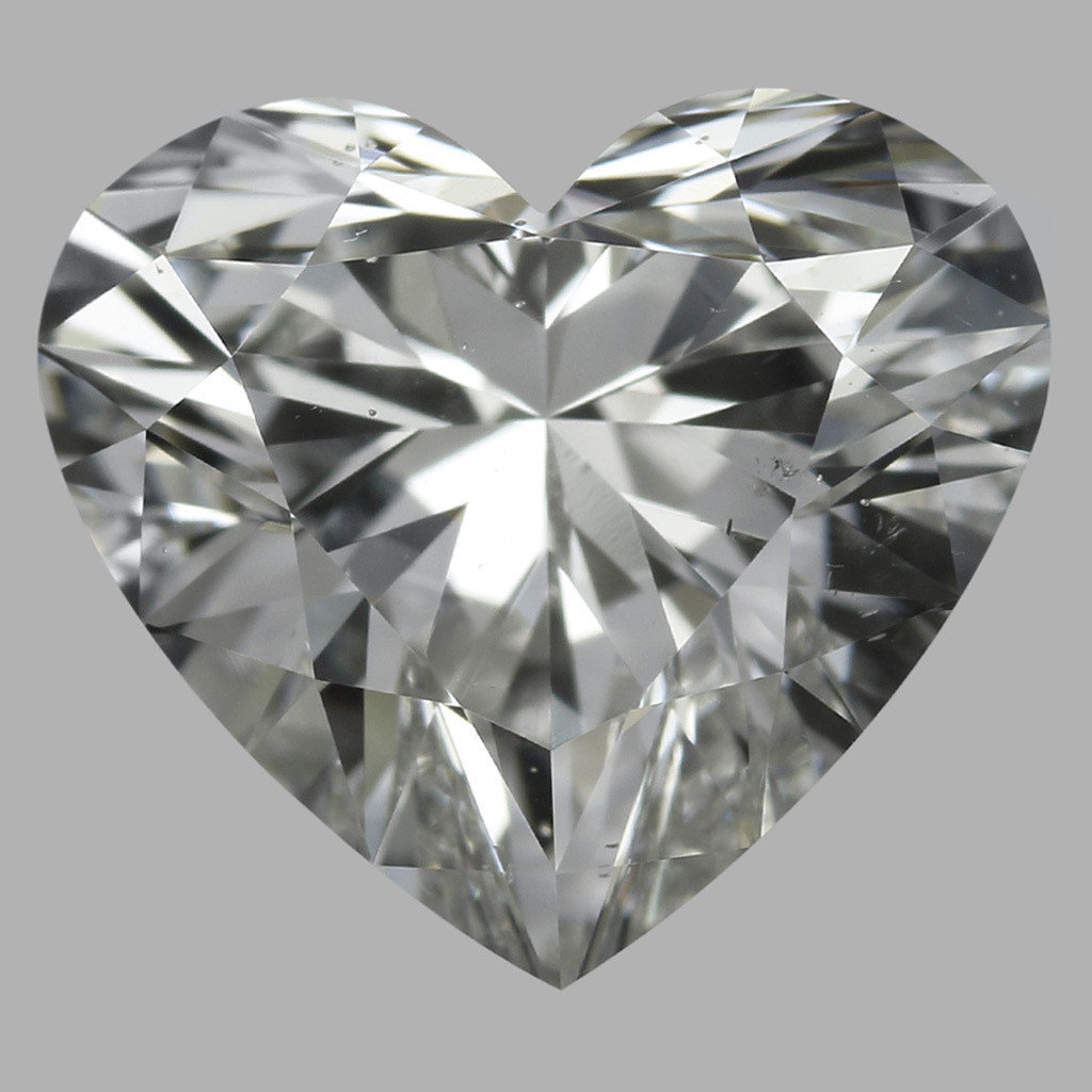 1.24 Carat Heart Diamond (I/VS2)