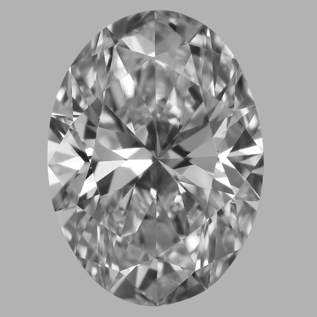 1.01 Carat Oval Diamond (F/IF)