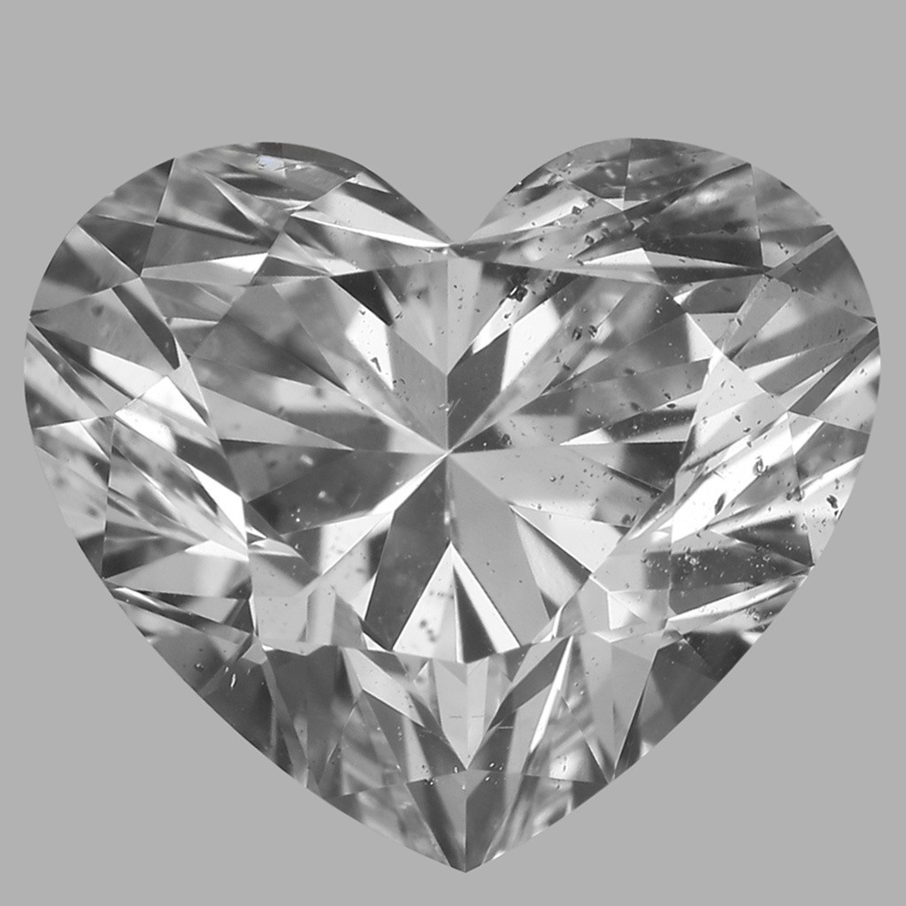 1.01 Carat Heart Diamond (D/SI2)