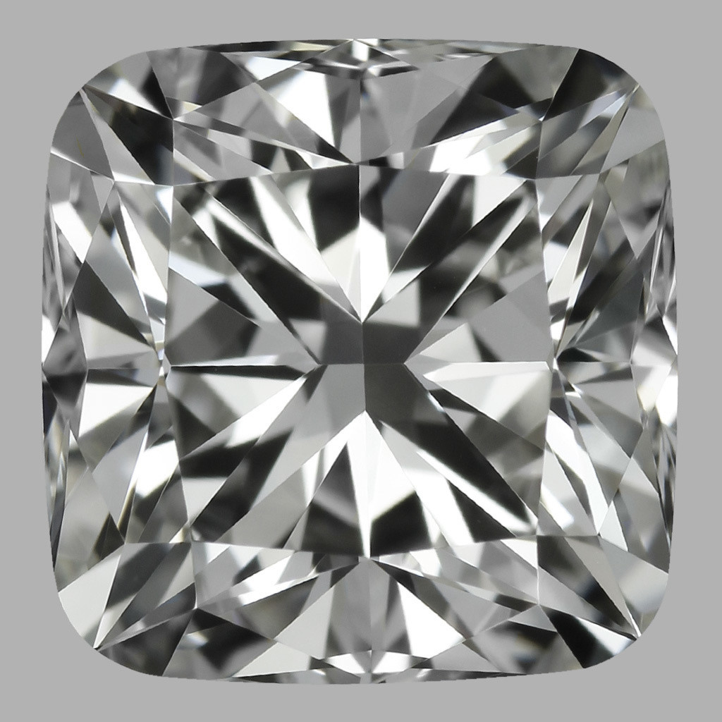 1.73 Carat Cushion Diamond (J/IF)