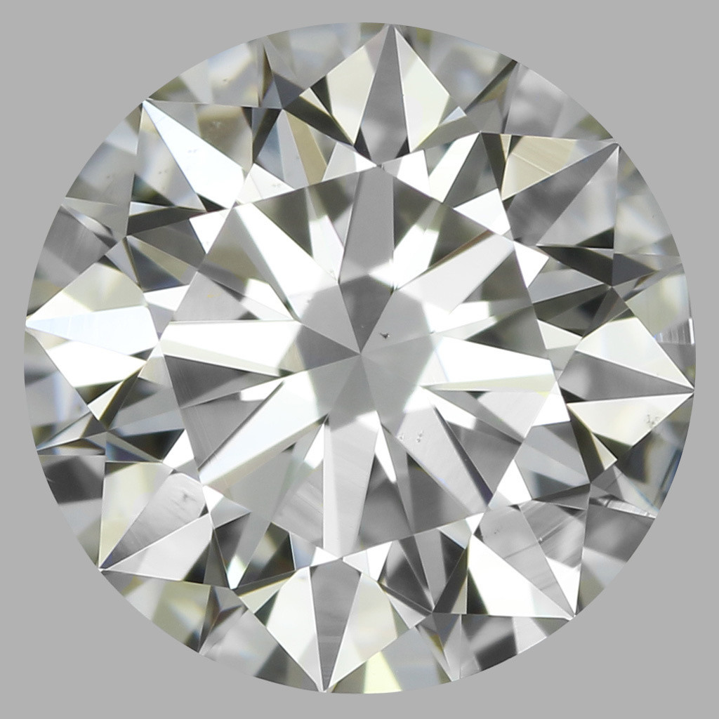 1.07 Carat Round Brilliant Diamond (J/VS2)