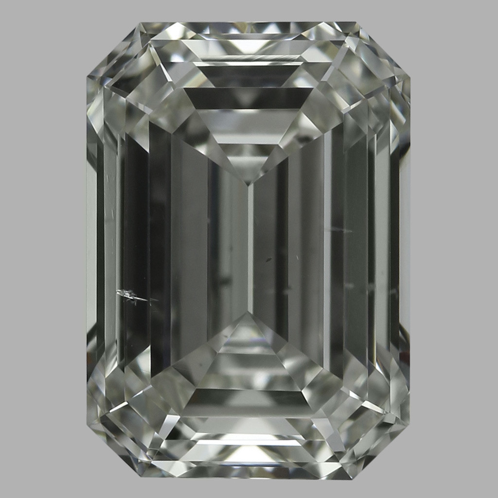 1.03 Carat Emerald Diamond (J/SI1)
