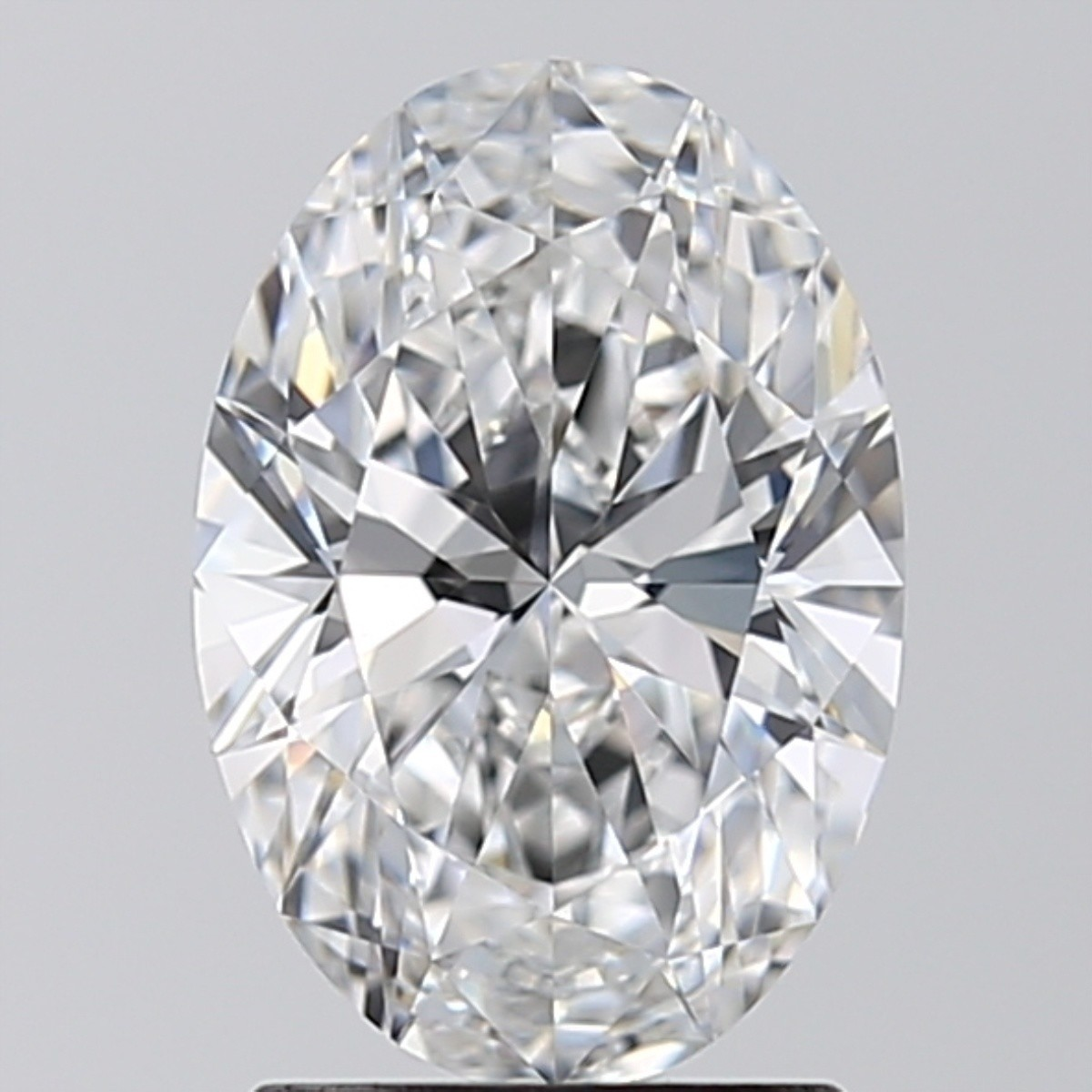 1.55 Carat Oval Diamond (D/VVS2)