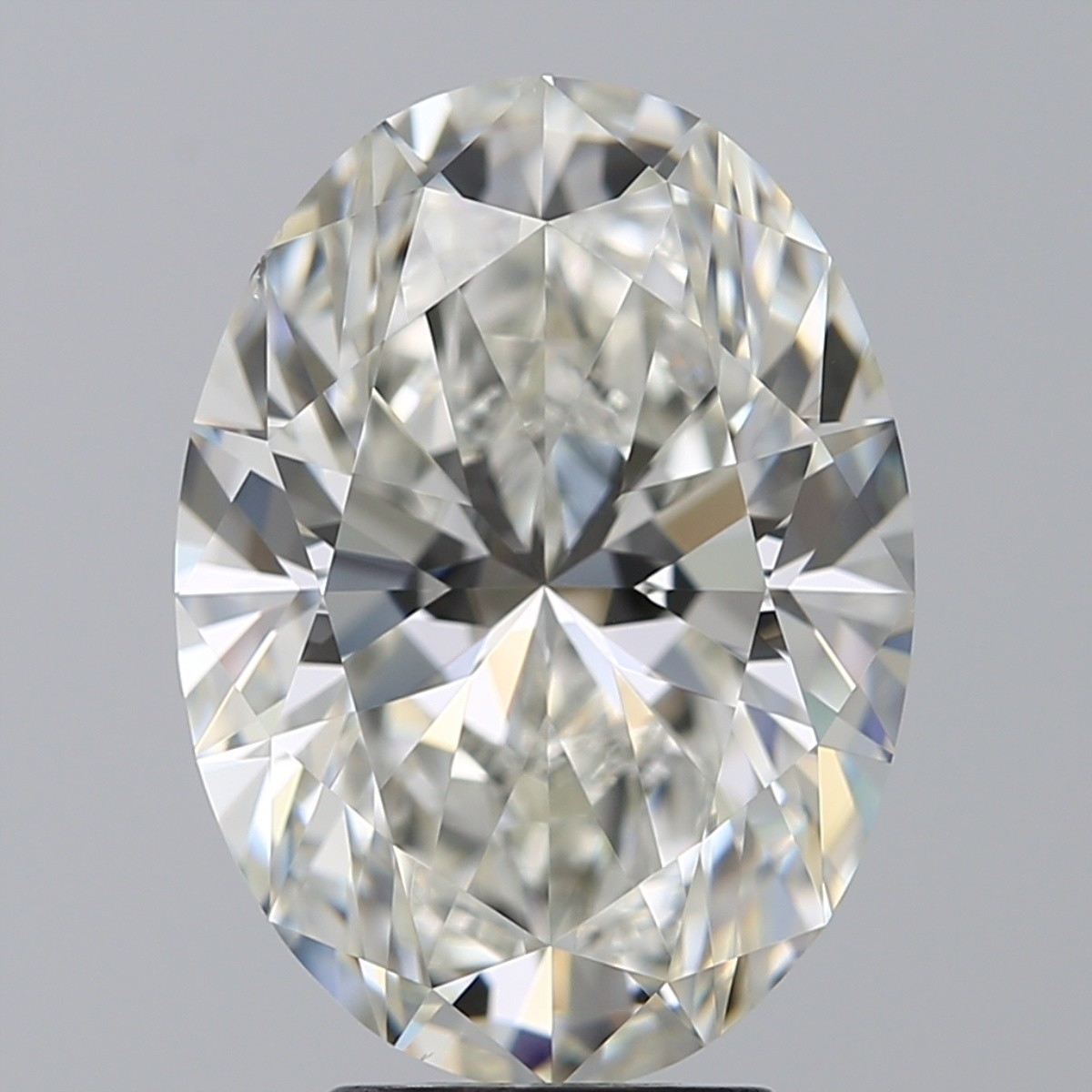 4.03 Carat Oval Diamond (H/VS1)