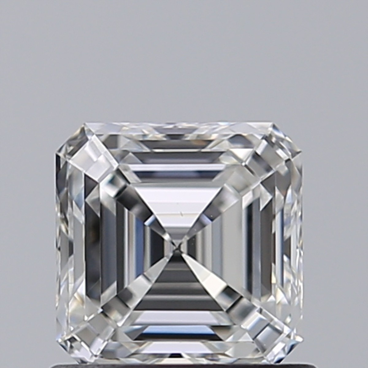 0.78 Carat Asscher Diamond (F/VS1)